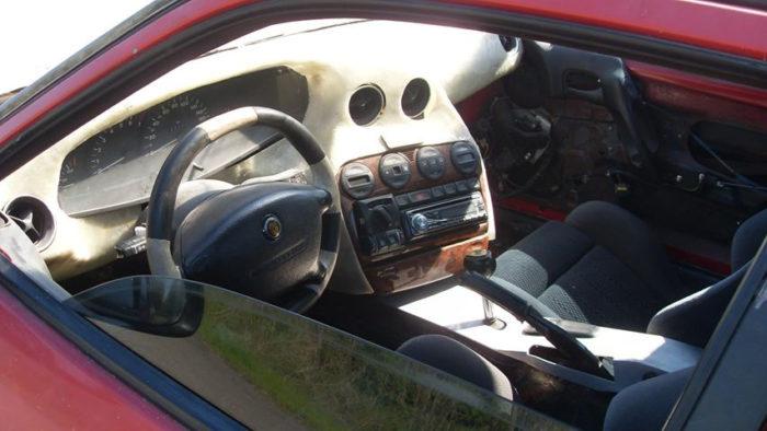 Как Porsche 924 превратить в стильный суперкар