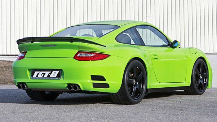 Porsche 997 GT2 почувствуют только гурманы и профи
