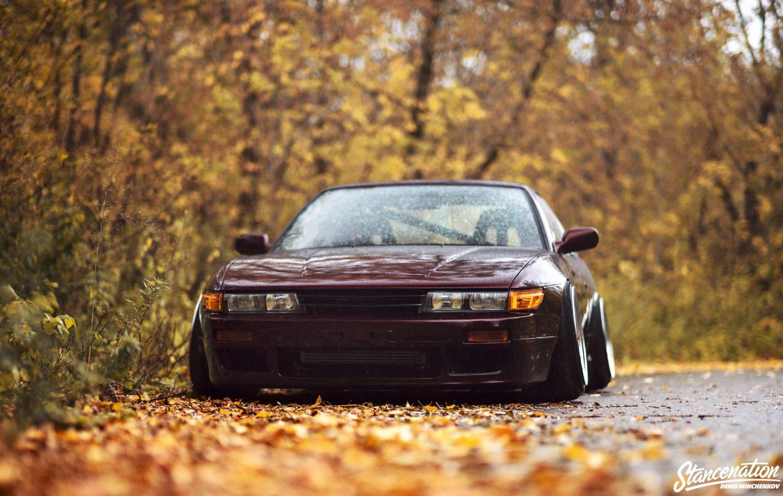 Спелая слива из Башкирии - Nissan Silvia S13
