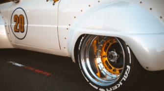 Уникальная Mazdа: 700 сил на 6 колес
