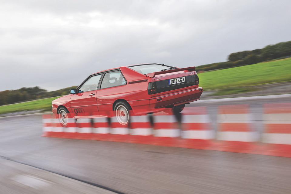 Какими были спортивные автомобили в 1980 годы?