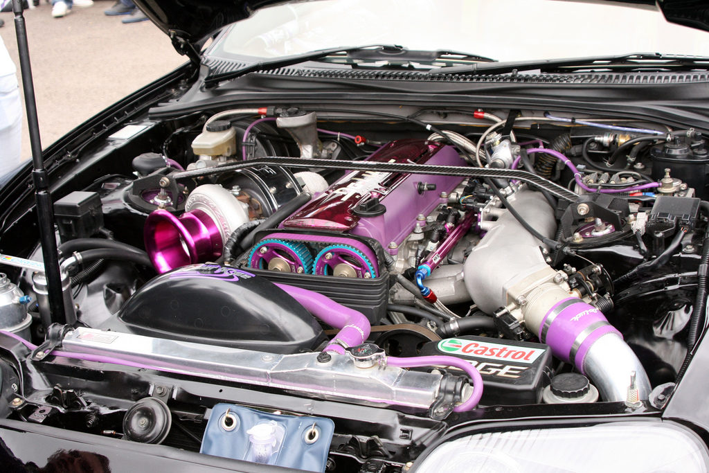 лучший двигатель для тюнинга