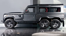 Land Rover Defender тюнинг