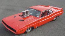 Этот Додж имеет выдающуюся историю - Pro Stock Dodge Challenger