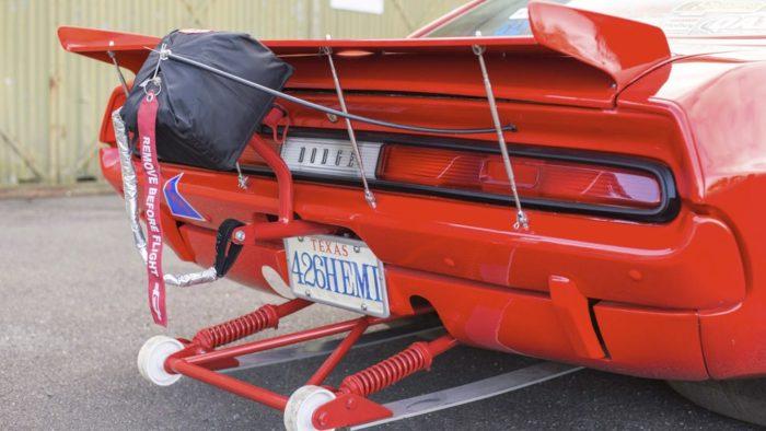 Этот Додж имеет выдающуюся историю - Pro Stock Dodge Challenger (2)