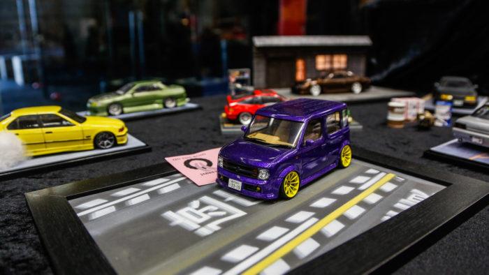 Лучшее шоу масштабных моделей в Европе - модели автомобилей JDM, Rocket Bunny, Tuning