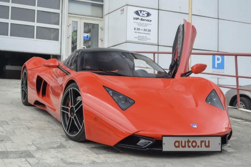 Топ-10 отечественных моделей, которые вас озадачат... машины от 10 млн. рублей
