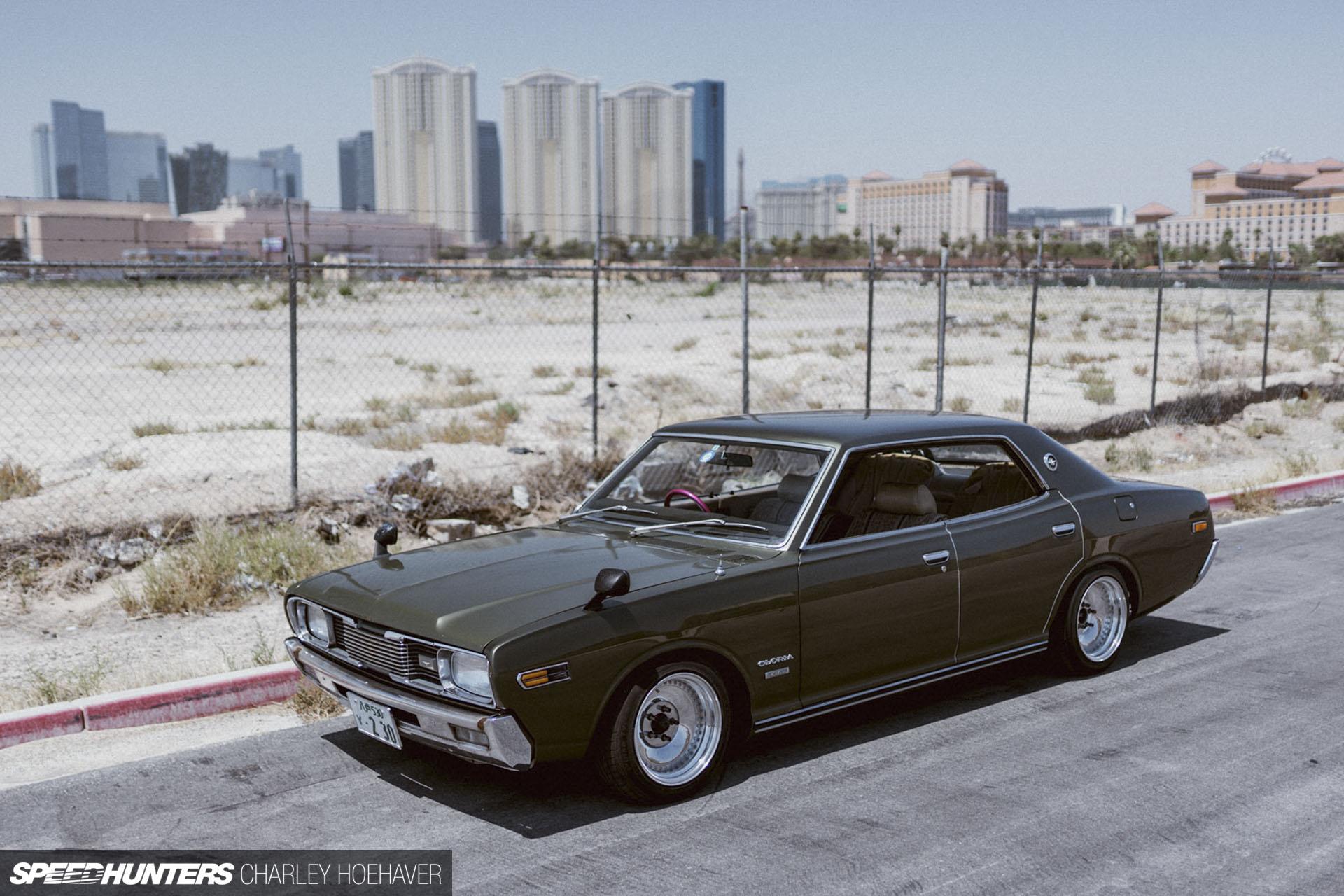 Стиляга из 70-х: Nissan Gloria