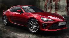 Toyota вновь обратится к сторонней помощи в разработке модели GT86
