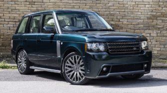 Тюнинг Range Rover