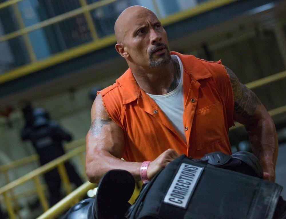 В «Форсаже-9» не будут сниматься Дуэйн Джонсон «Скала» и Джейсон Стэтхэм