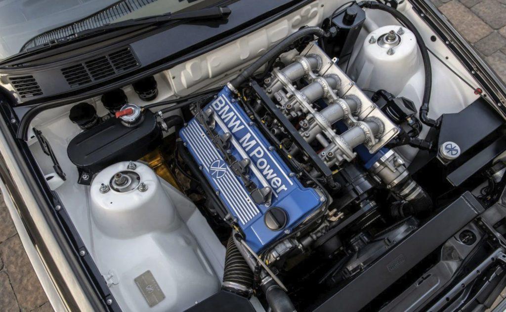 Британская компания Redux замахнулась на модернизацию классических BMW M3