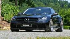 Дорого и со вкусом - тюнинг mercedes SL63 AMG.