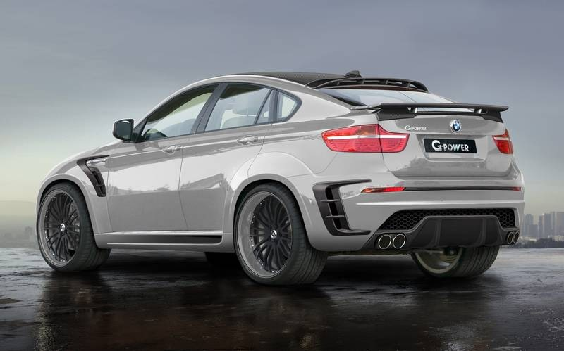 Самый быстрый SUV от G-Power – тюнинг BMW X6