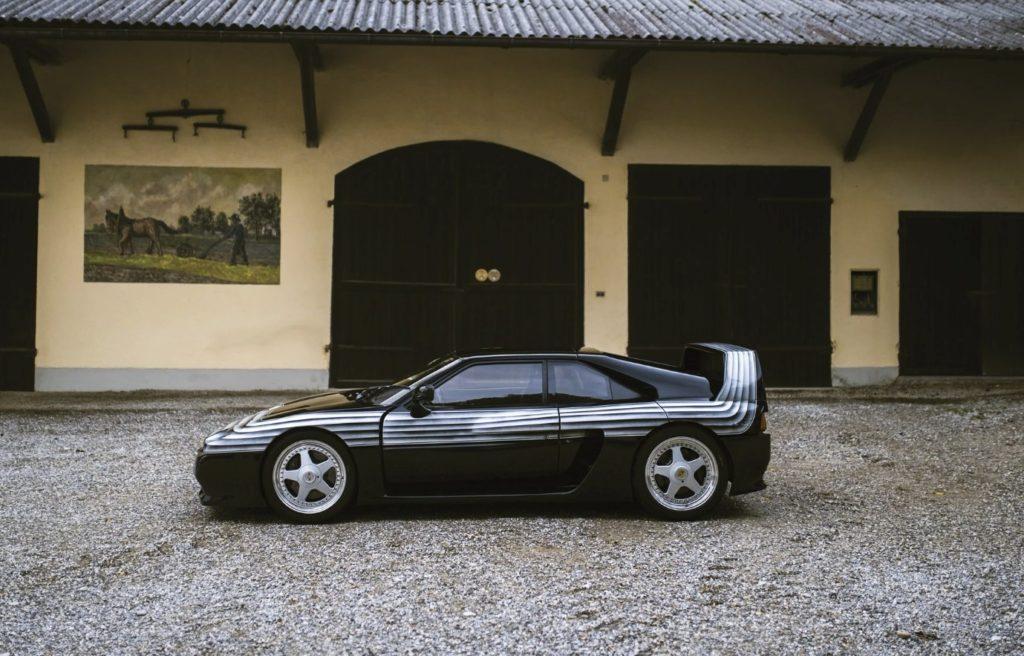 Venturi 400 GT Trophy 1994 - Кусочек автомобильной культуры Франции