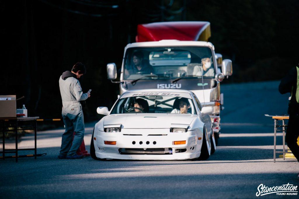 Японский тюнинг фестиваль DoriDore – более 100 уникальных машин