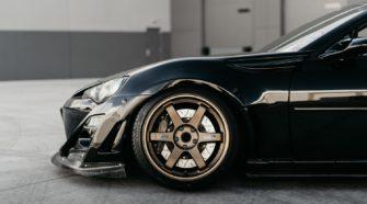 Пример для подражания - Black Toyota 86