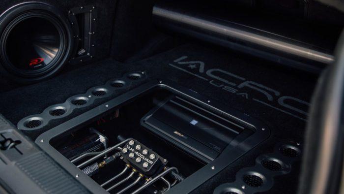 Все по-взрослому - стенс проект Lexus GS 350