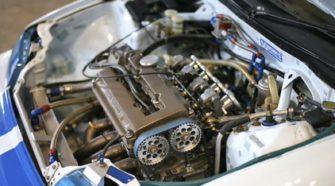 Тюнинг Honda CR-X EF7. Проект Time Attak